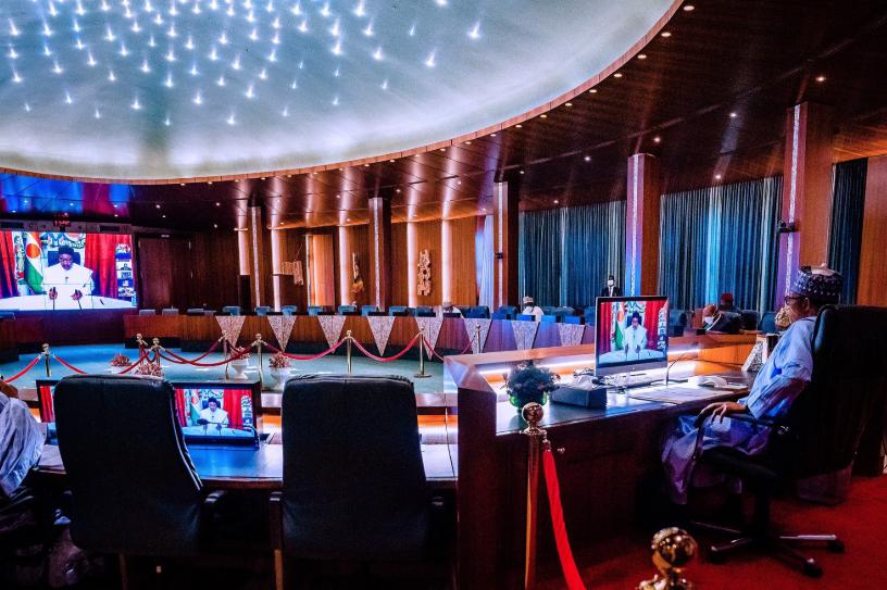 ECOWAS leaders appoint President Buhari ?