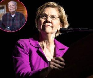 US senator, Elizabeth Warren