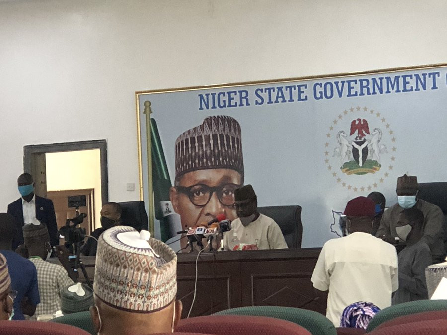 Coronavirus: You'll be arrested if found outside without face mask – Niger state government declares