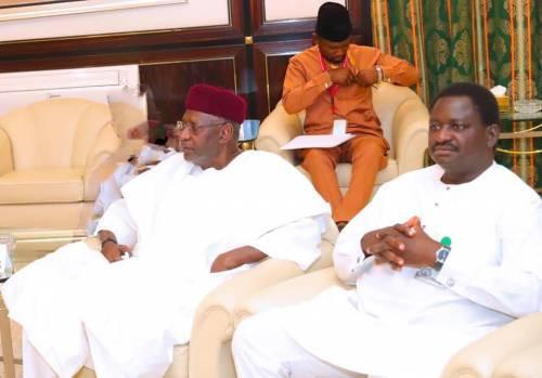 Abba Kyari appeared to me in a dream ? President Buhari?s aide, Femi Adesina