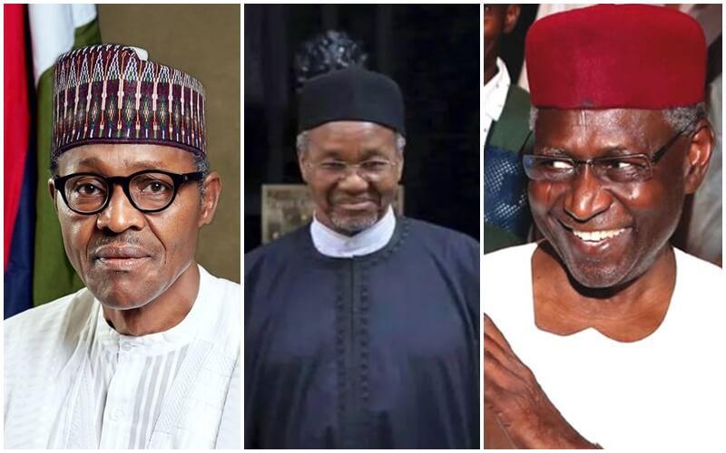 Abba Kyari almost became Obasanjo?s VP in 1999 - President Buhari