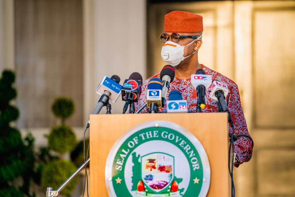 Ogun state to start face mask enforcement May 1; violators will spend 14 days in Isolation centers