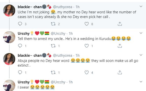 Nigerian lady calls on NCDC to