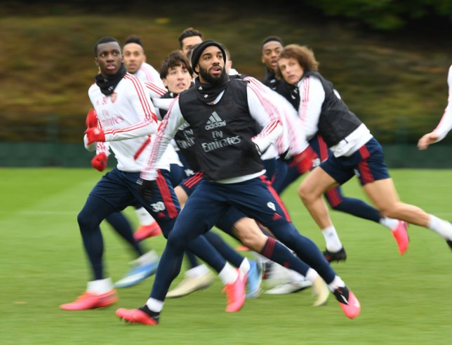 Arsenal players allowed to return to club?s training ground from next week Monday?amid Coronavirus pandemic