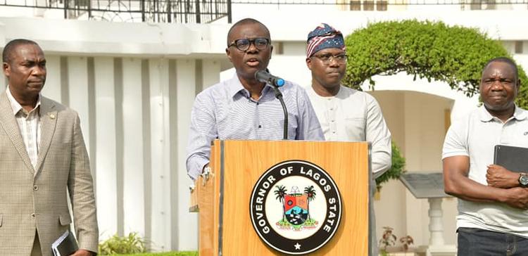 Coronavirus Lockdown: Lagos mortuaries now full and need urgent decongestion ? Governor Sanwo-Olu