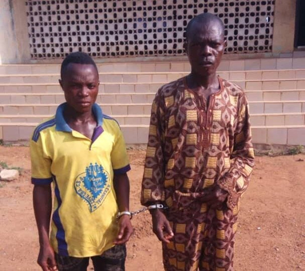 45-year-old man and son arrested for killing herdsman in Ogun