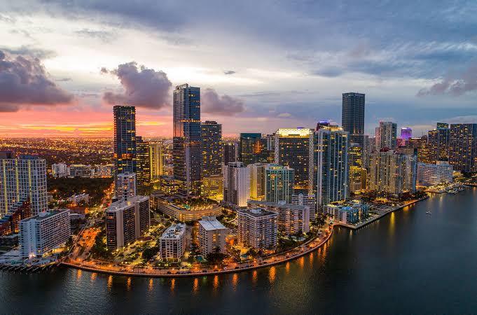 Coronavirus lockdown:  Miami