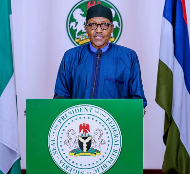 Lockdown: President Buhari to address Nigerians by 8pm today