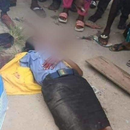 Update: Policeman who shot policewoman dead in Rivers state, has been dismissed