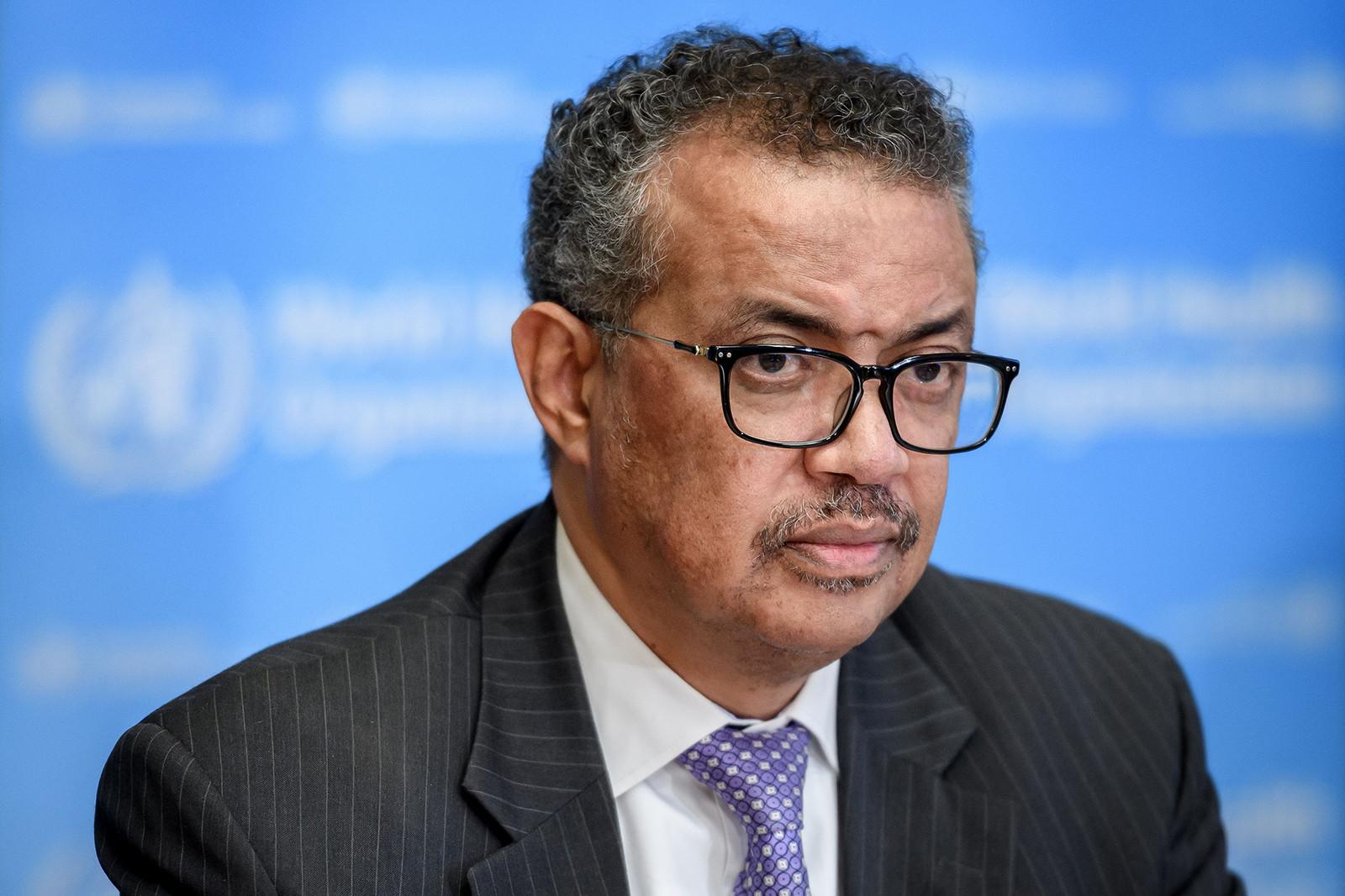"""The Coronavirus pandemic is far from over,"" World Health Organization says"