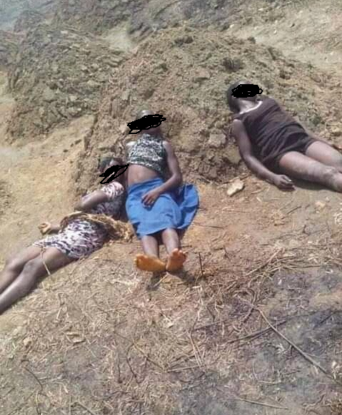 Three sisters drown in Ebonyi (graphic photos)
