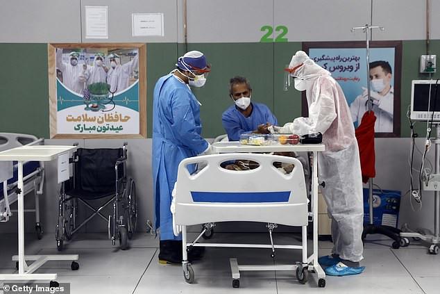 False belief that methanol cures Coronavirus has killed over 700 people in Iran