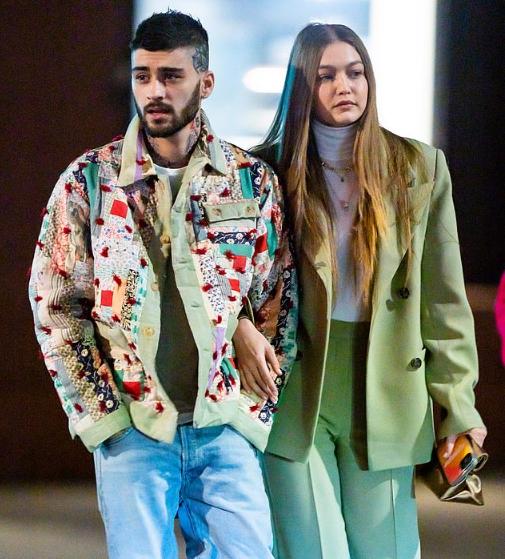 Celebrity couple, Zayn Malik and Gigi Hadid 'expecting first child' together