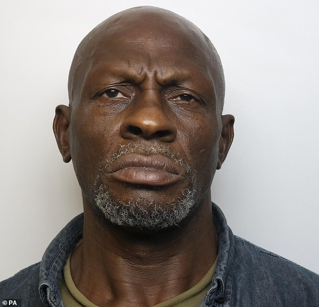 Pimp, 61, bags 12-years in prison for recklessly infecting three prostitutes with HIV after having unprotected sex with dozens of them