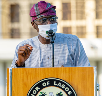 Governor Sanwo-Olu announces new measures to ease COVID-19 lockdown on Monday May 4