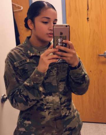 See photos of the missing beautiful soldier the US Army is offering $15,000 reward for information leading to her whereabout