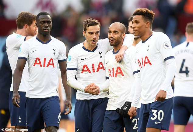 Tottenham named Premier League