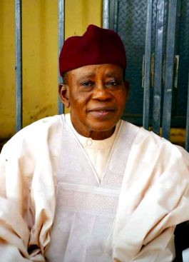 First civilian Governor of Borno state, Muhammed Goni is dead