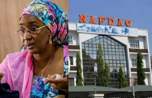 NAFDAC and Humanitarian Minister counter each other on how some states received expired rice as Coronavirus palliatives