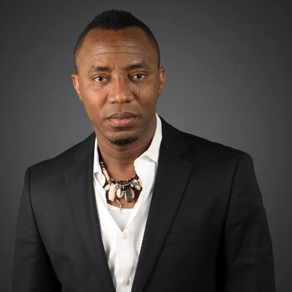 Sowore appeals bail condition which restricts his movement only around Abuja