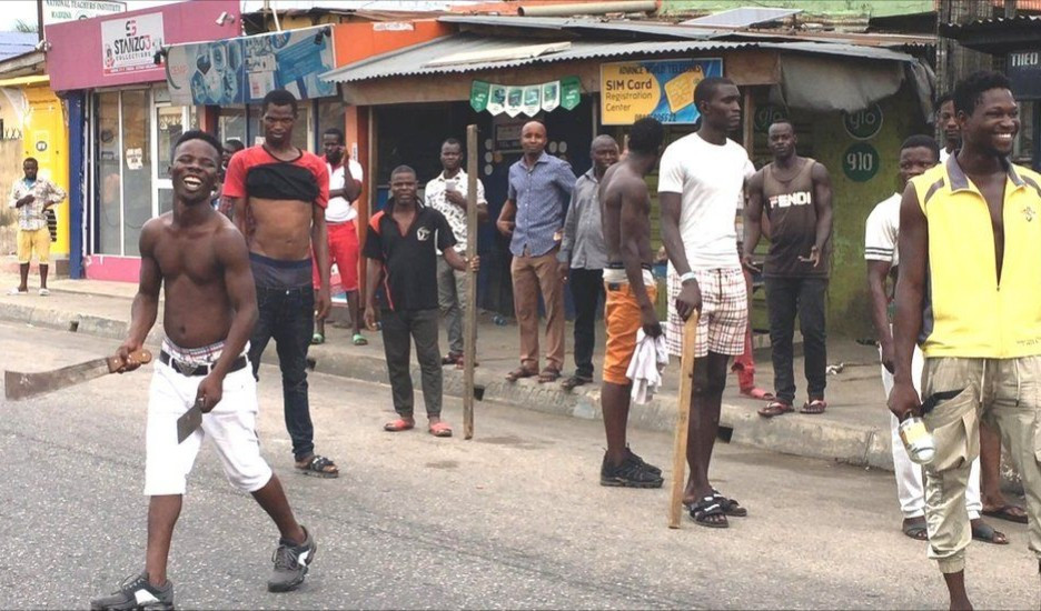 Suspected gang members express displeasure over disruption of candle light procession for colleagues in Ikotun