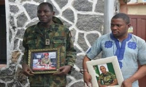 Army arrests 13 impersonators in Lagos