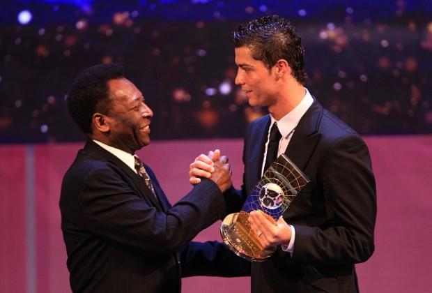 Cristiano Ronaldo plans?to overtake Pele
