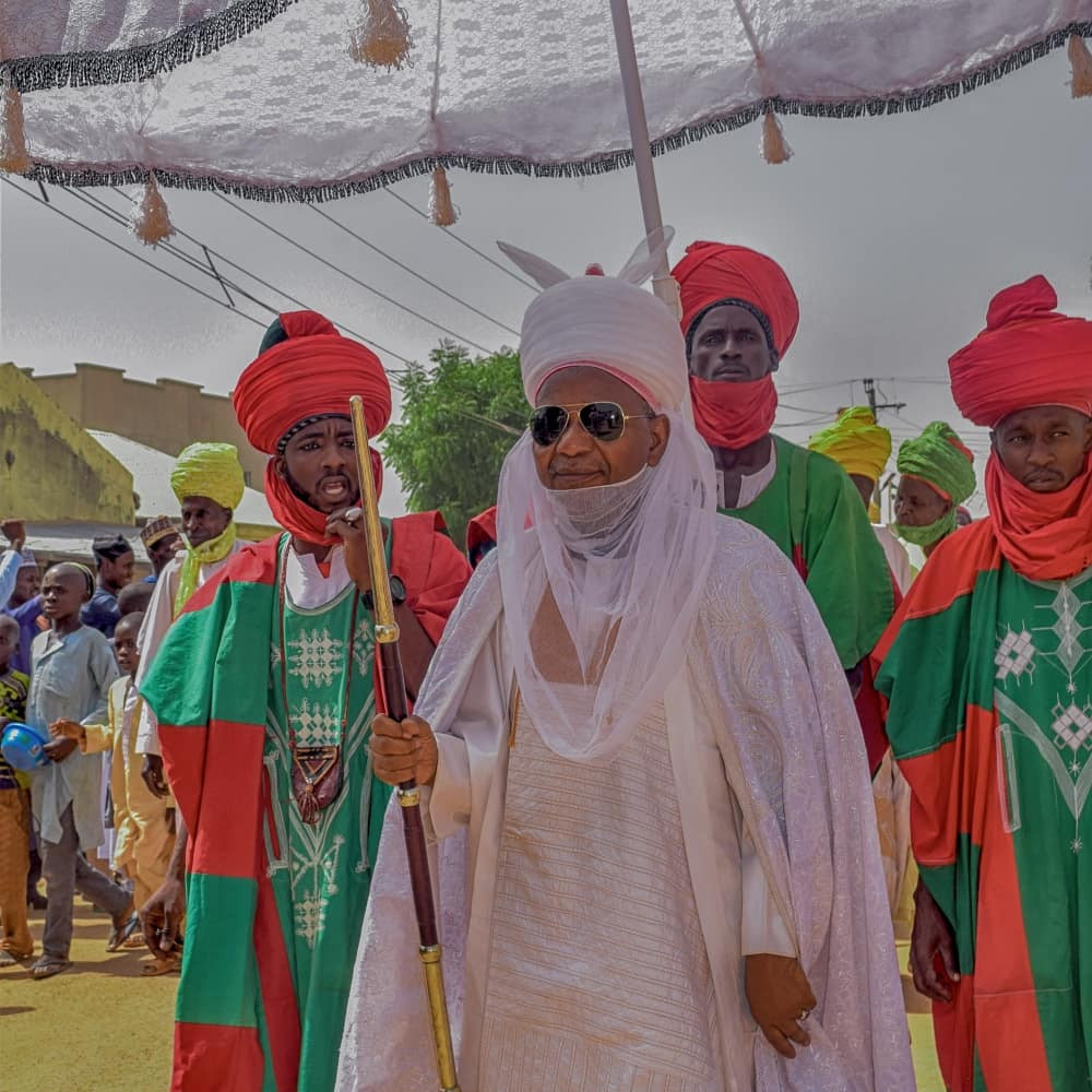 Emir of Rano reportedly rushed to hospital in critical condition