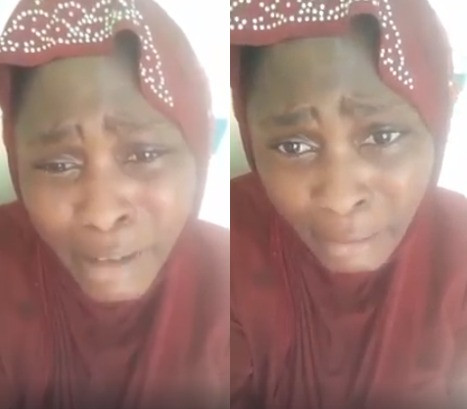 Help me, I don't want to die- Nigerian lady trafficked to Oman cries out for help (video)