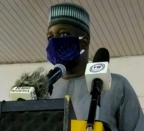 COVID19 is another Boko Haram, it is real- Borno deputy governor warns state residents as 16 health workers test positive for the virus