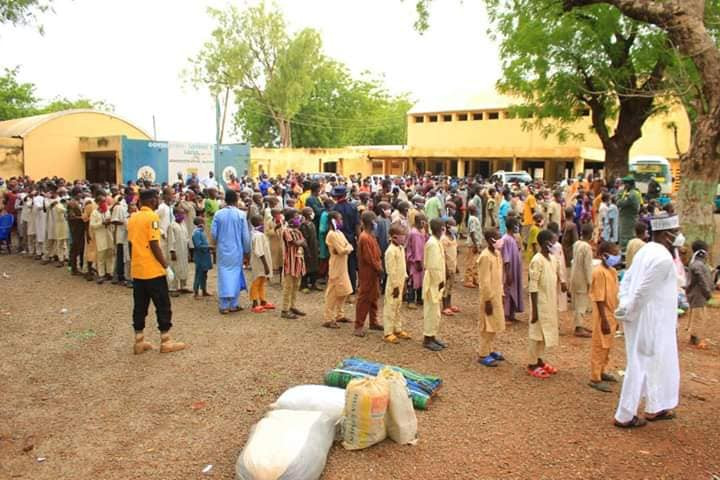 Nasarawa state government sends 788 Almajiris back to their homestates amid Coronavirus pandemic