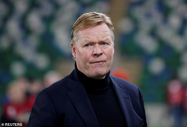 Netherlands coach, Ronald Koeman undergoes heart procedure after being rushed to the hospital with chest pain