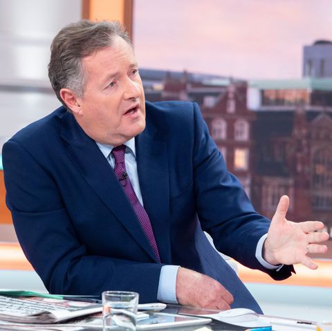 Piers Morgan steps back from TV after developing ?Mild? Coronavirus symptoms