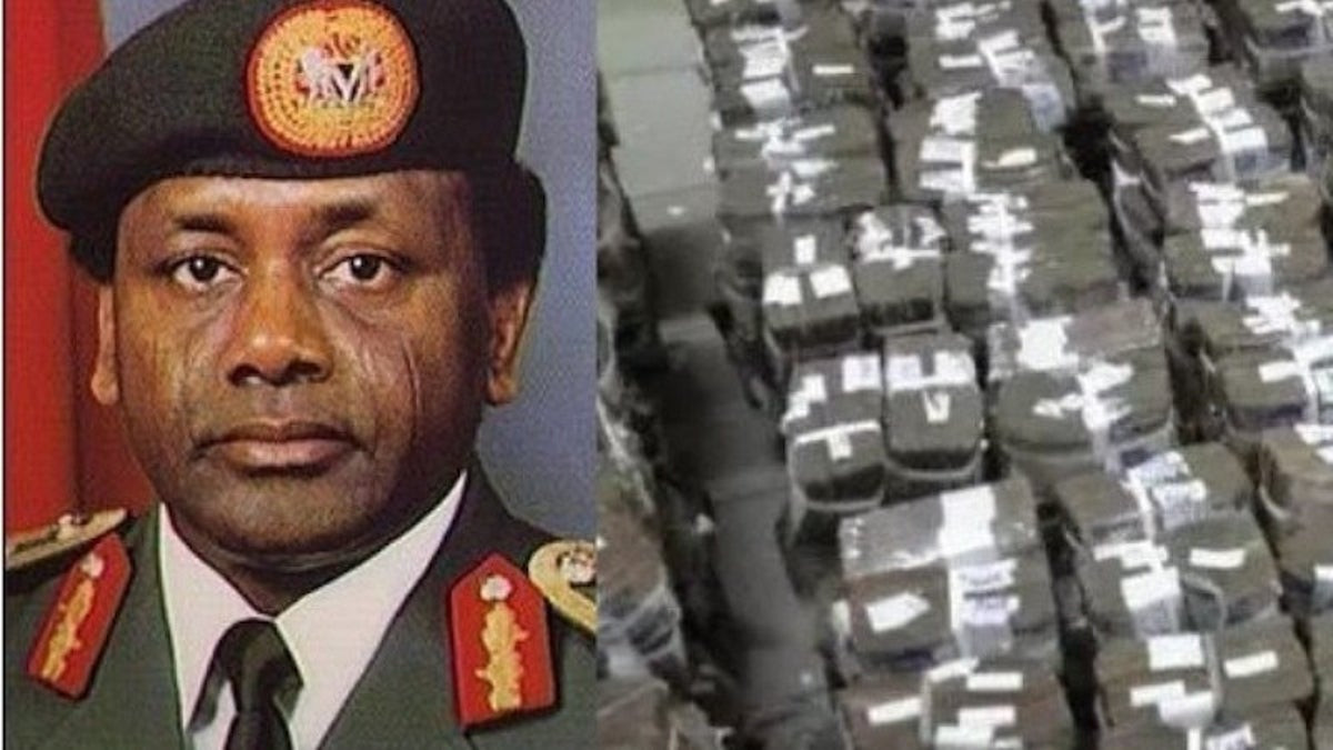FG receives $311m Abacha loot from US and Bailiwick of Jersey