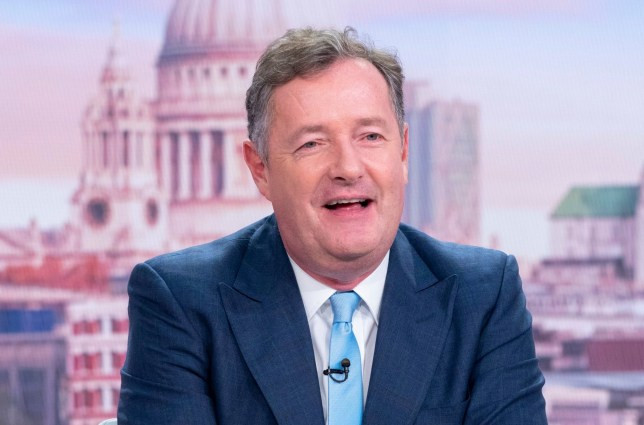 Piers Morgan tests negative for Coronavirus following mild symptoms