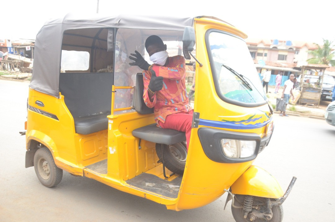 Keke is Now Even Safer with Safety Shield