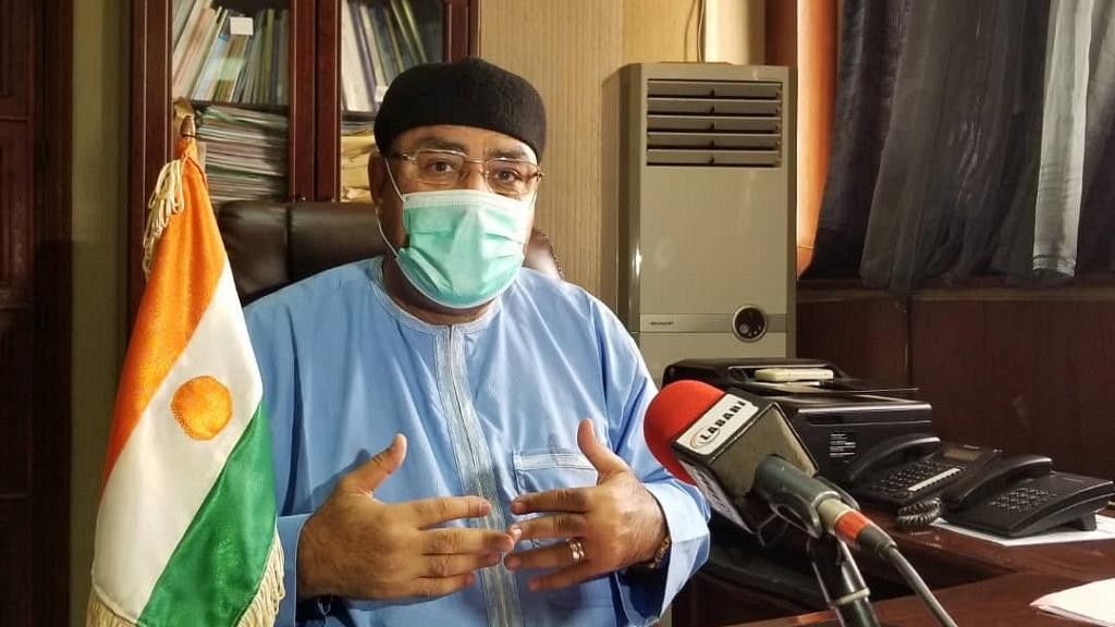 Niger Labour Minister?s cause of death finally revealed; he died from Coronavirus