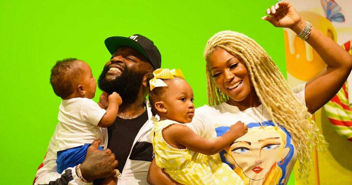 Rick Ross? ex-girlfriend Briana Camille reveals she