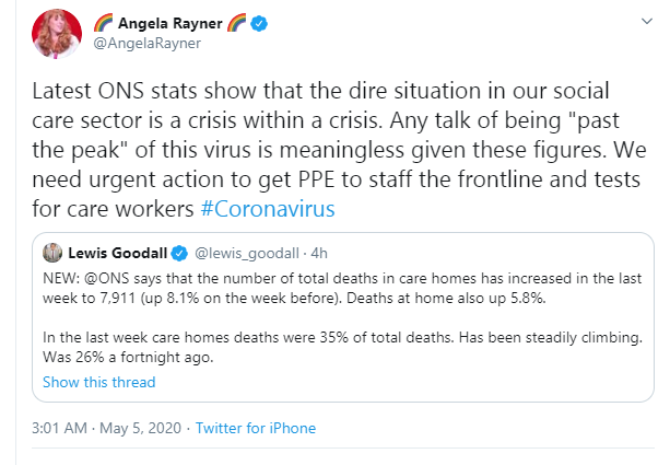 UK overtakes Italy in highest Coronavirus death toll in Europe