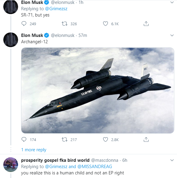 Hilarious reactions as Grimes reveals her and Elon Musk