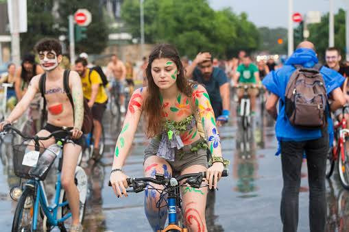 World Naked Bike Ride festival set to hold despite Covid-19 pandemic
