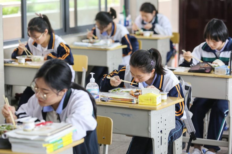 COVID-19: 121 Chinese schools reopen as over 50,000 students resume classes in Wuhan (Photos)