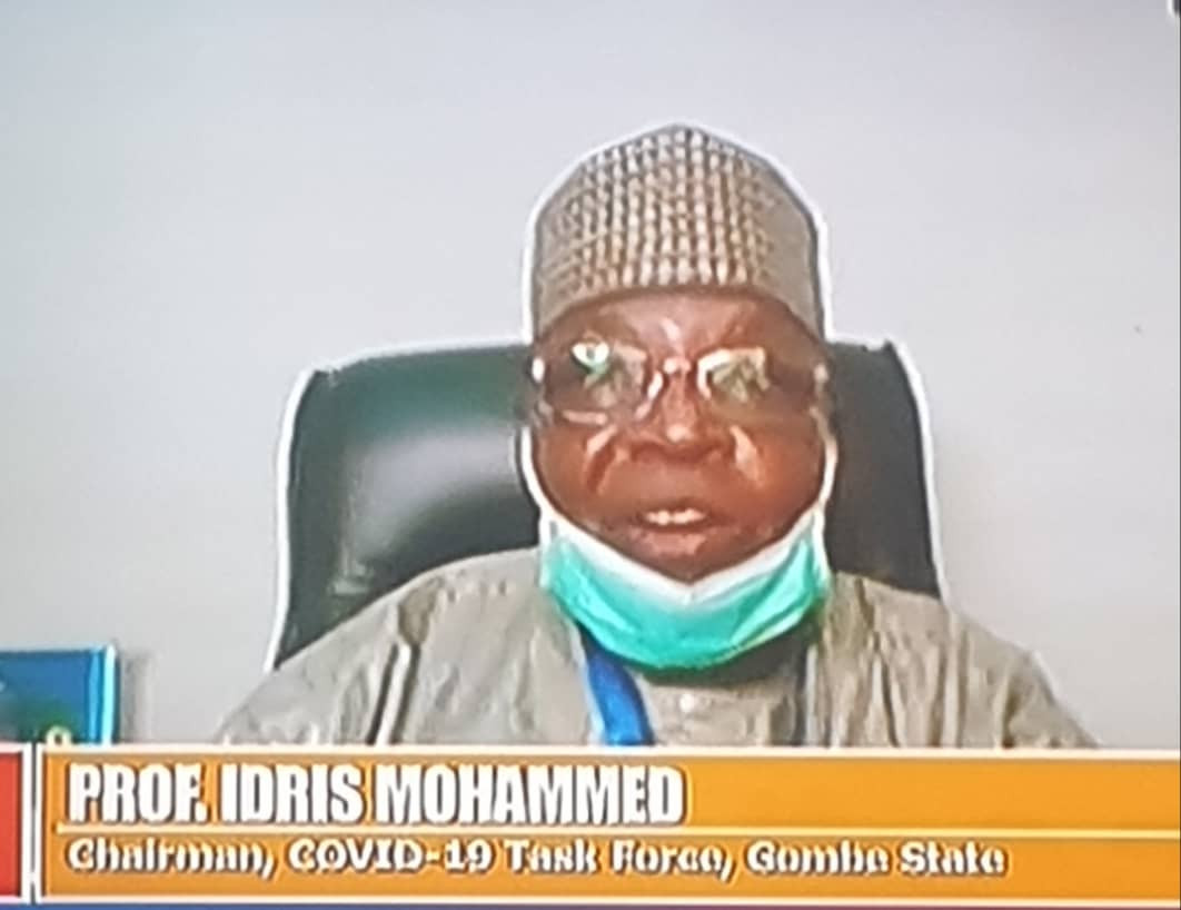We are currently tracing all those who mixed with protesting COVID-19 patients - Gombe state government (video)