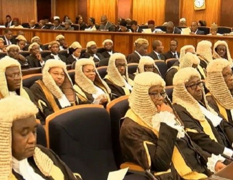 "Controversy as NJC recommends ""unqualified"" relatives of Supreme Court judges, others to Buhari for appointments"