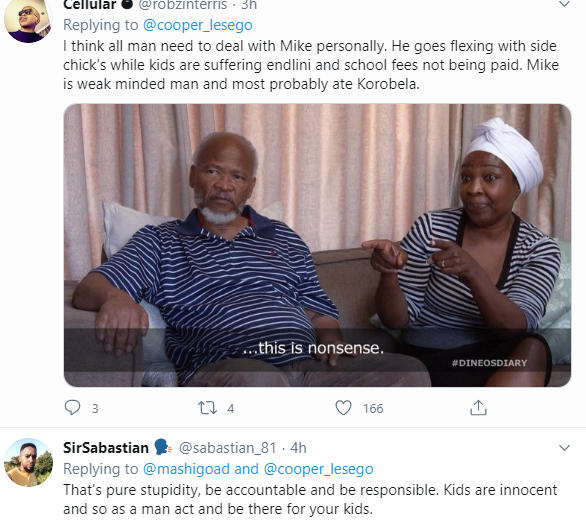 Sidechic shares heartbreaking message she allegedly received from her sugar daddy