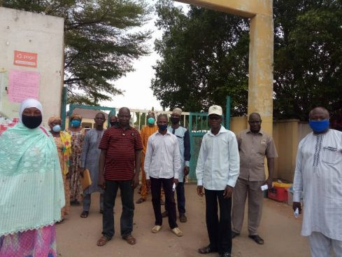 Government workers in Nasarawa State embark on one week strike over deduction of their salaries and lack of PPE