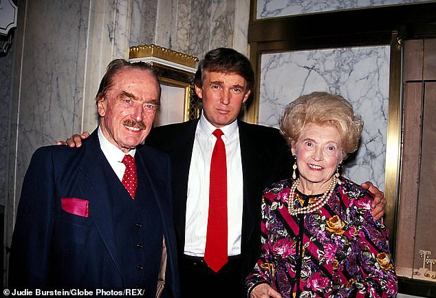 'I couldn't do any wrong with my mother' - Trump opens up about his parents ahead of US Mother's Day