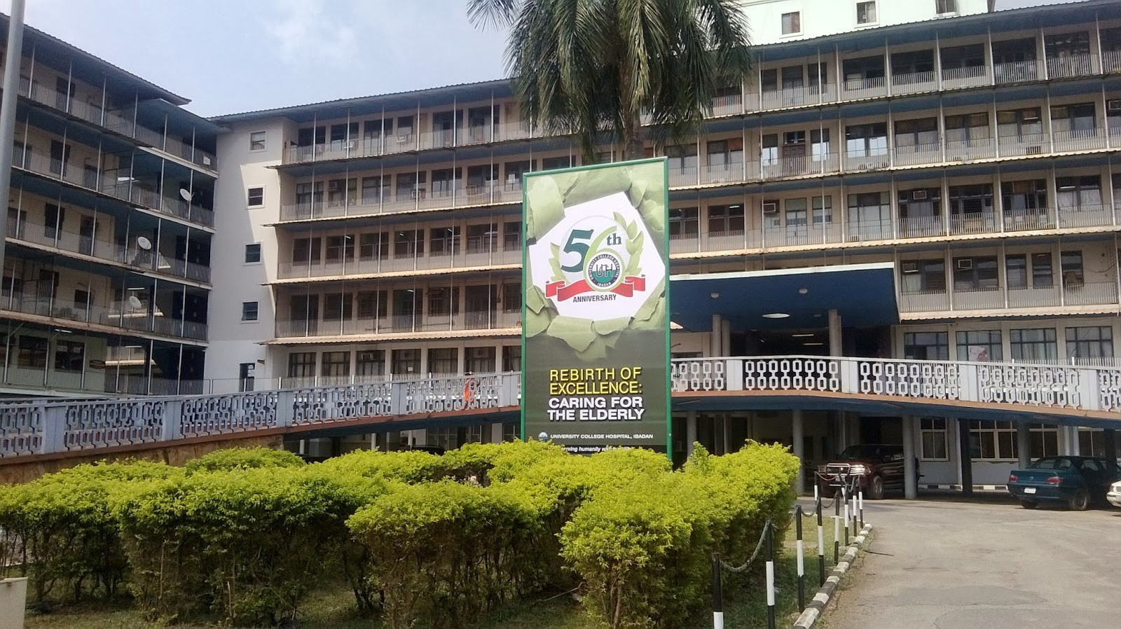 Health worker at University Teaching Hospital, Ibadan tests positive for Coronavirus