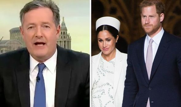 Piers Morgan admits he has probably