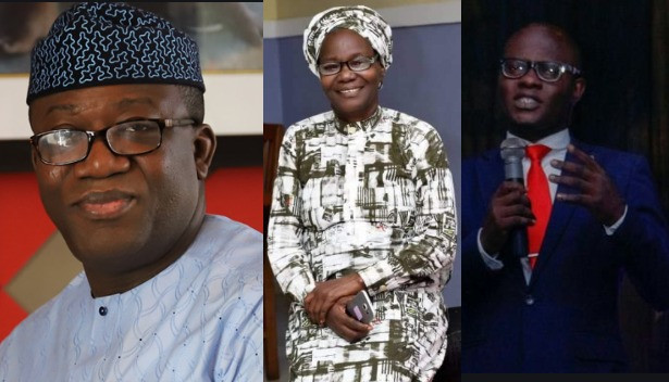 Gov Fayemi replies open letter by a pharmacist who accused the management of of the Ekiti State University Teaching hospital of causing his mum